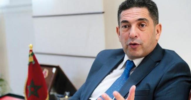 Saïd Amzazi, ministre de l'Éducation nationale