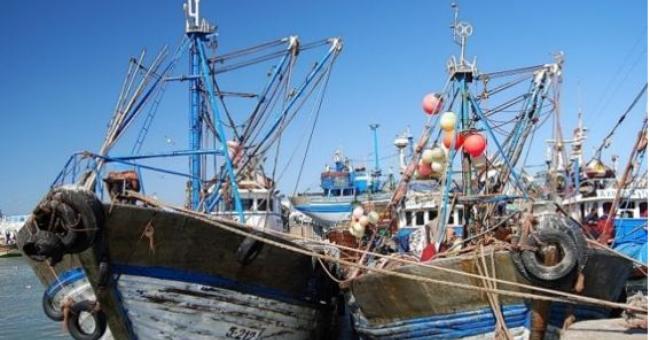 pêcheurs morts Tarfaya