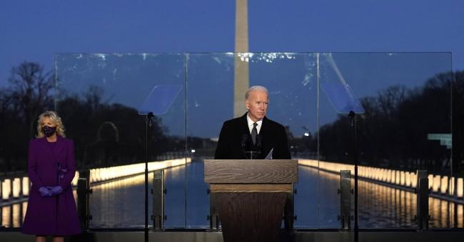 Cérémonie d'investiture du président Joe Biden