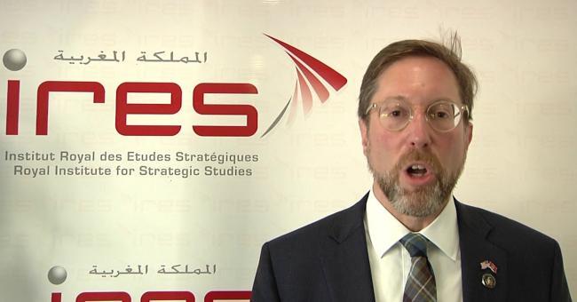 David Greene nouveau chargé d'affaires US au Maroc