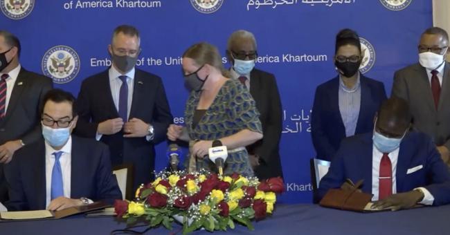 Le Soudan signe un accord pour normaliser ses relations avec Israël