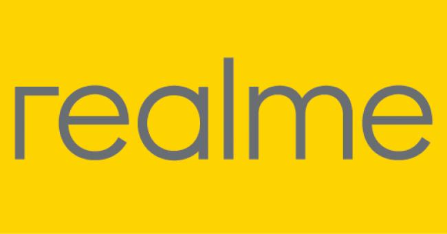 Logo de realme