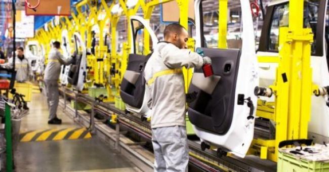L'industrie automobile démarre bien l'année 2021 © Romuald Meigneux