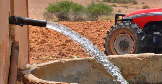 Le point sur la stratégie nationale de l'eau 2009-2020
