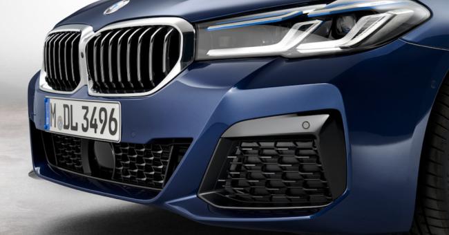 La nouvelle BMW Série 5