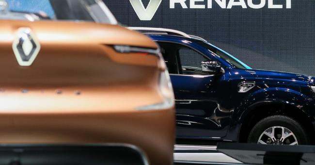 Renault : une perte record de huit milliards d'euros en 2020