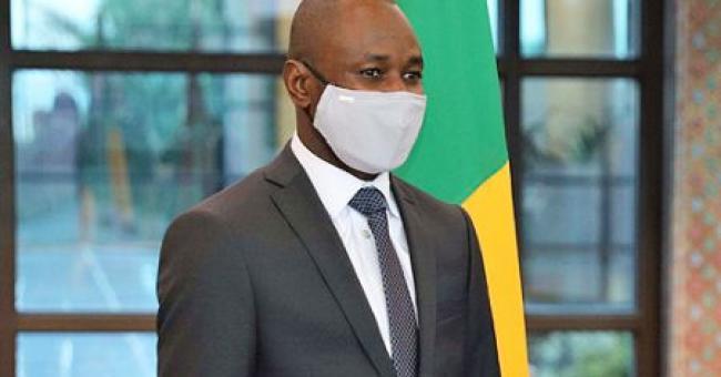 Le Colonel Assimi Goïta
