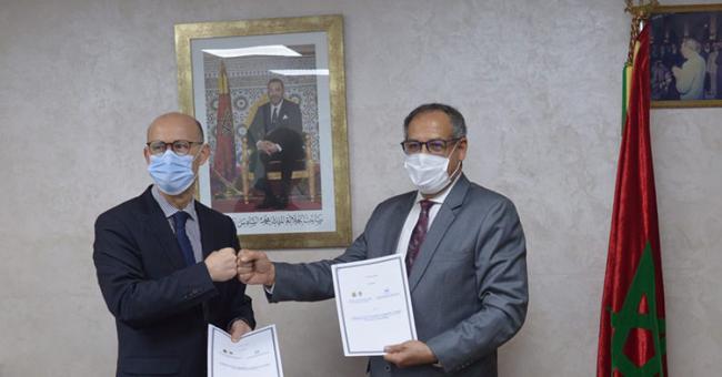 Sécurité nucléaire : AMSSNuR signe 2 conventions avec la DGSN/DGST et la Gendarmerie royale