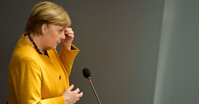 Pâques : Merkel reconnait l'échec de son plan anti-Covid-19
