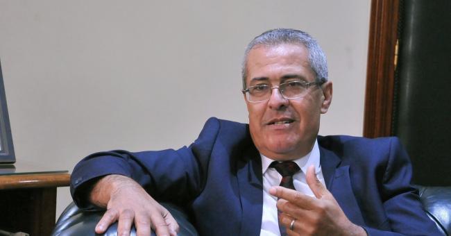 Mohamed Benabdelkader, ministre de la Justice © DR