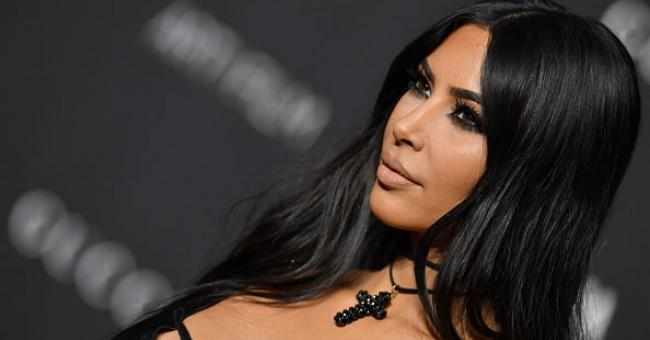 Kim Kardashian © Getty Images