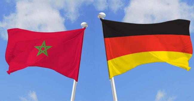 Maroc Allemagne