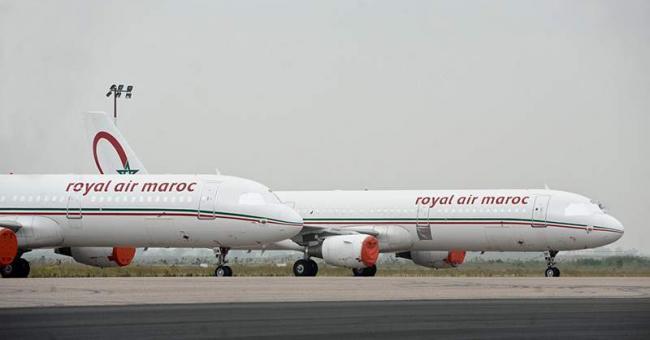 Le Maroc a suspendu ses liaisons aériennes avec la France et l'Espagne © DR