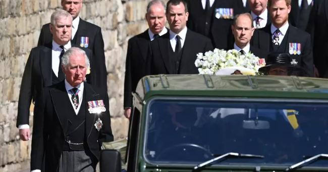 Les funérailles du prince Philip © PA Photos/ABACA