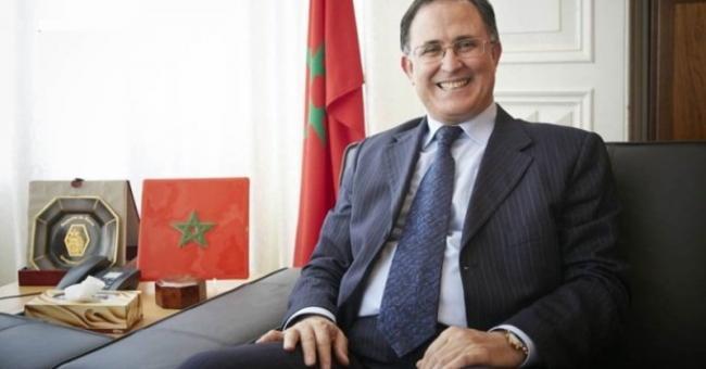 Abdelouahab Bellouki, ambassadeur du Royaume à La Haye et son représentant permanent auprès de l'OIAC