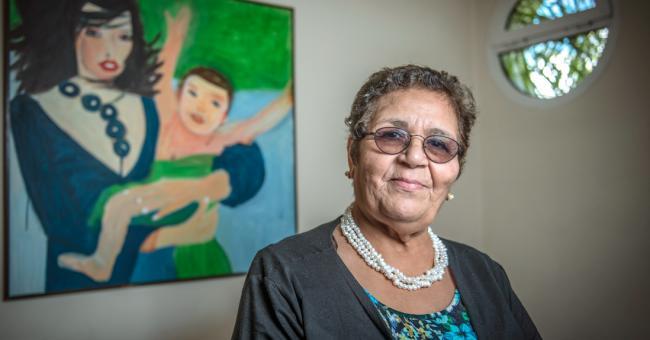 Aïcha Ech-Chenna : le parcours de cette militante pour la cause des mères célibataires