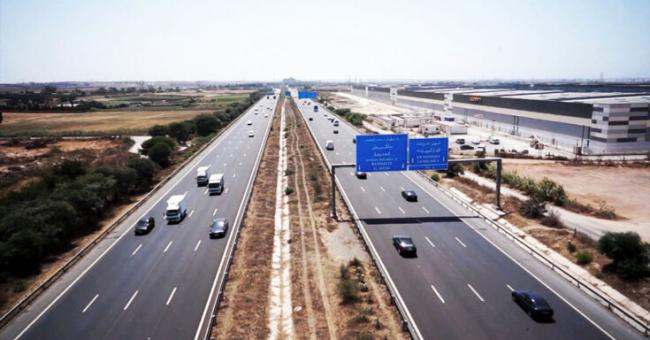 Autoroute du Maroc