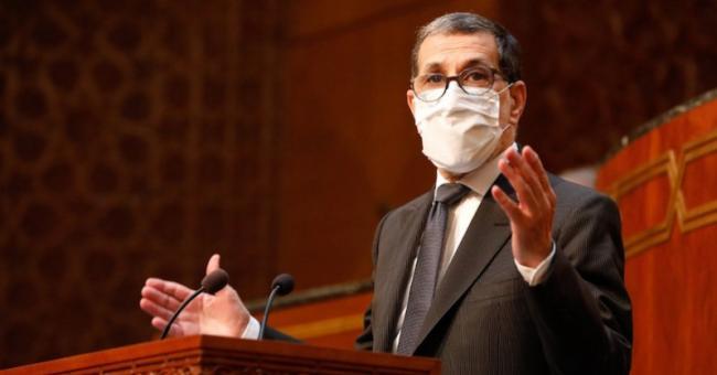 Saad Dine El Otmani, chef du gouvernement © DR