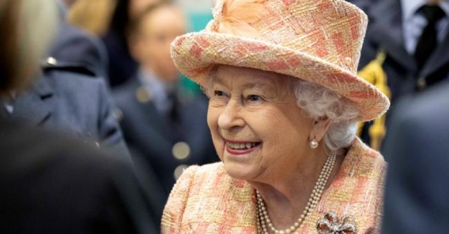 La reine Elisabeth II © DR