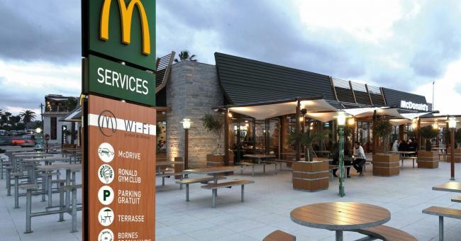 McDonald's Maroc © DR