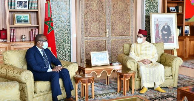 Maroc et Sao Tomé-et-Principe : vers un renforcement de coopération politique