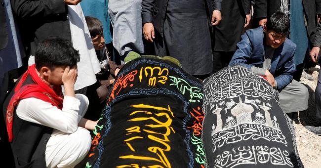 Afghanistan : deuil national après un attentat meurtrier à la bombe