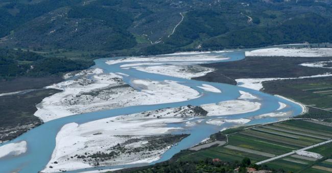 Albanie : mobilisation nationale pour la défendre le fleuve la Vjosa