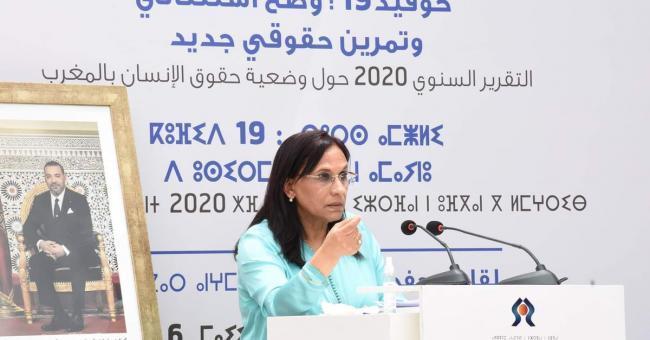 CNDH : 2020, une année tragique à tous les niveaux