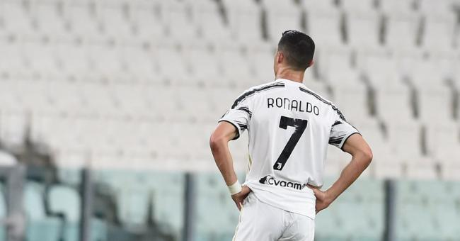 Cristiano Ronaldo, l'idole des supporters de la Juventus © DR