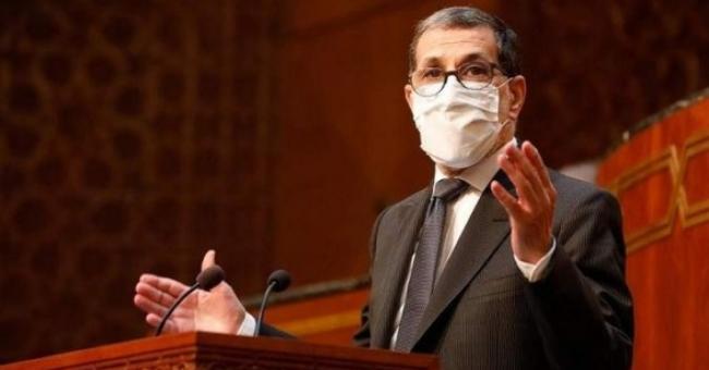Saad Dine El Otmani ne s'est pas toujours pas prononcé concernant l'allégement des restrictions © DR