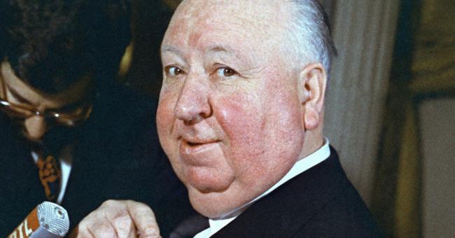 Alfred Hitchcock est décédé en 1980 à l'âge de 80 ans © DR