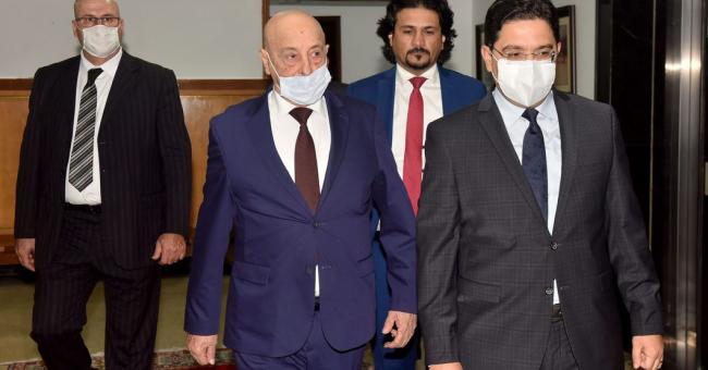 Le Maroc, toujours engagé dans la résolution de la crise libyenne