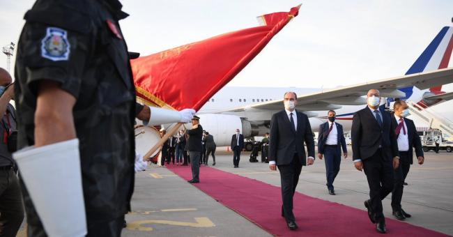 1re visite du Premier ministre français Jean Castex en Tunisie