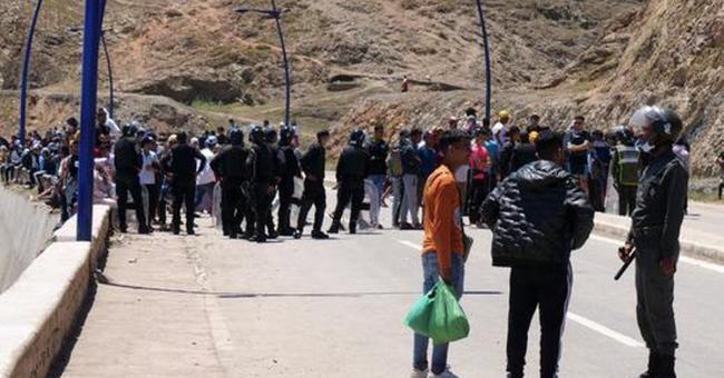Des migrants clandestins marocains encore à Sebta