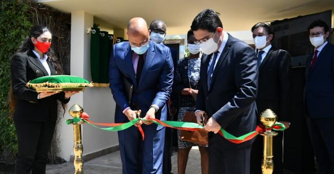 Terrorisme : ouverture du bureau du programme de l'ONUCT à Rabat