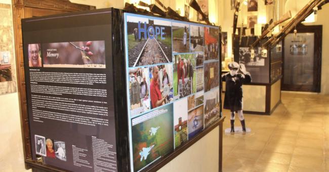 We Remember : une exposition sur l'Holocauste à Dubaï