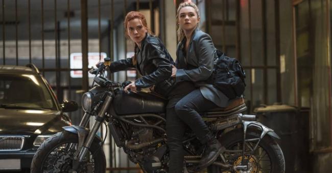 "Cinéma : ""Black Widow"" rapporte 218 millions de dollars en 3 jours"