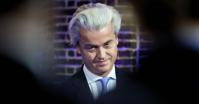 Racisme : confirmation de la condamnation de Geert Wilders pour injure