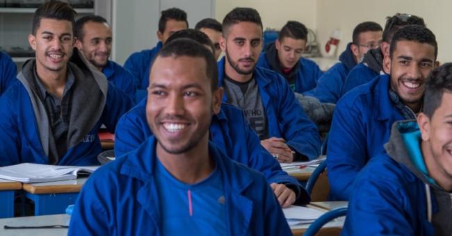 La jeunesse méditerranéenne représente 60% de la population de la région © DR