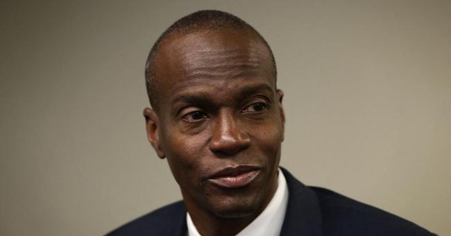 Le président haïtien Jovenel Moïse a été assassiné dans la nuit de mardi à mercredi par des hommes armés dans sa résidence privée © DR