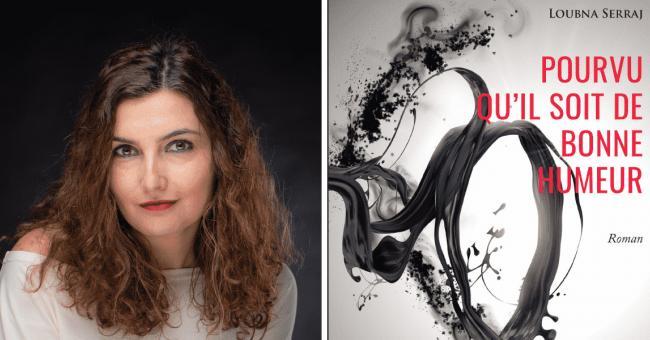 L'écrivaine Loubna Serraj dénonce les violences conjugales