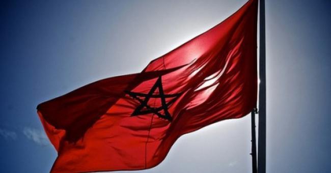 Le drapeau du Maroc © DR