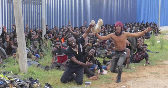Melilia de nouveau prise d'assaut par des migrants