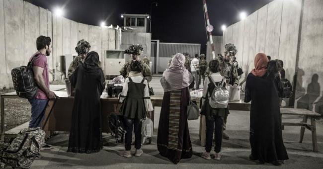 Afghanistan : poursuite des évacuations sous supervision américaine