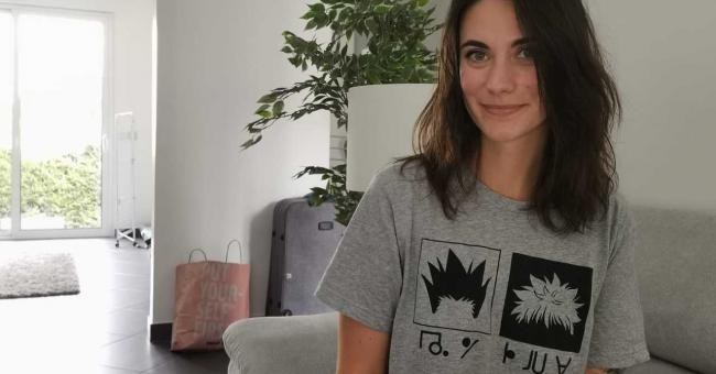 Barbara alias Maghla et sa passion pour les jeux vidéo