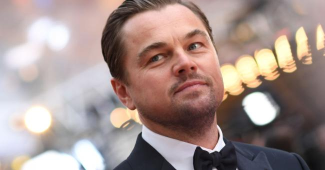 Leonardo DiCaprio © VALERIE MACON / AFP