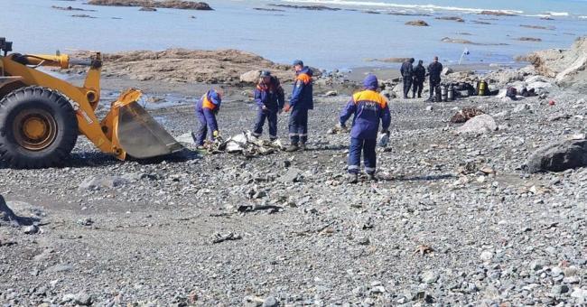 L'accident a eu lieu dans un lac sur la péninsule volcanique du Kamtchatka, dans l'Extrême-Orient russe © AFP