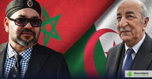 L'Algérie a décidé ce 24 août 2021 de rompre ses relations diplomatiques avec le Maroc © DR
