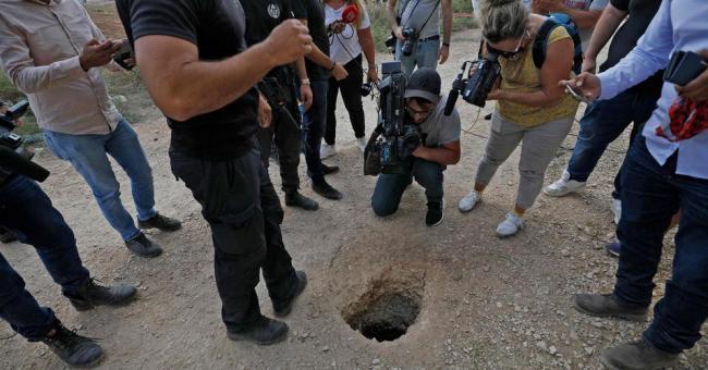 Six palestiniens se sont évadés d'une prison israélienne © DR