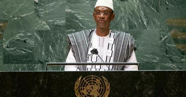"""Mali : la France accusée d'un """"abandon en plein vol"""" à la tribune de l'ONU"""
